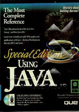 Special Edition Using Java