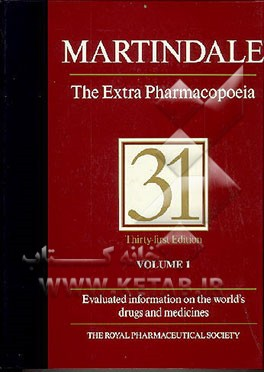 Martindale 31: The Extra Pharmacopoeia