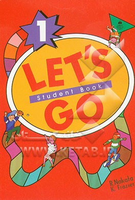 Let's go 1: student book