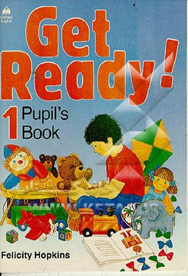 Get ready! pupil's book