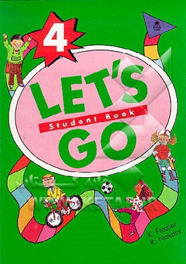 Let's go 4: student book